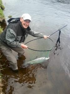 May Spring Fish at Dalmarnock Bea