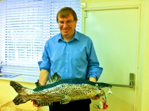 Tay Foundation Salmon in the Classroom